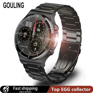 Health Smart Watch ECG+PPG Body Temperature Blood Pressure Heart Rate Monitor