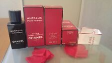 VINTAGE CHANEL ANTAEUS AFTER SHAVE 100 ml SPLASH. PREBARCODE. 1982