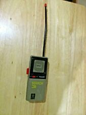 Ge Search 3 Walkie talkies Model 3-5942A Tested and works with belt clip