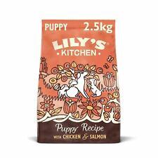 Lily's Kitchen Chicken & Salmon - Grain Free Puppy Dog Dry Food (7kg or 10kg)