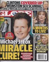 Michael J. Fox Globe Magazine Joni Mitchell Valerie Harper Harvey Weinstein 2017
