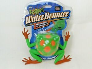 Play Visions Froggy Water Bouncer BEACH POOL LAKE WATER BOUNCING BALL FROG