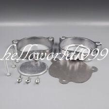 1suit Dental Aluminium Denture Flask Compressor Parts Dental Lab Equipment Jt 12
