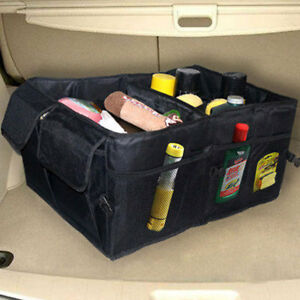 Car Trunk Storage Trunk Organiser Travel Bag Box Folding Holder Tools Equipment