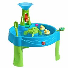 Duck Dive Water Table Accessory Frog Step 2 Set 5 Ducks Squirting Kids