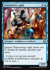 MTG Magic KLD FOIL - Nimble Innovator/Innovatrice agile, French/VF
