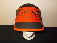 VTG-1980s St. Joes West St. Paul Minnesota 3 stripe Crowd Caps painters hat sku9