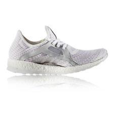 Chaussures blanches adidas pour fitness, athlétisme et yoga