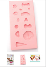 Tal Tsafrir Animals complete silicone mold kit for Sugar Paste Cakes 6218893
