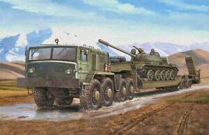 Trumpeter  00211 MAZ537 Soviet Tank Transporter 1/35 scale plastic model kit