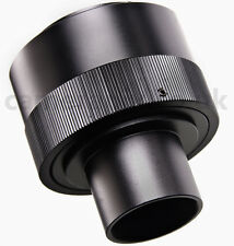 "Telescope 1.25 inch to Sony NEX E-mount Alpha T-adapter mount ring 1.25"" filter"
