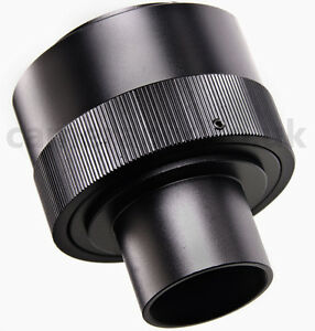 """Telescope 1.25 inch to Sony NEX E-mount Alpha T-adapter mount ring 1.25"""" filter"""