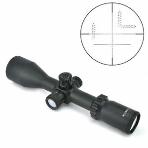 Visionking 2.5-15x50 Rifle Scope Military Tactical Hunting Sight Super