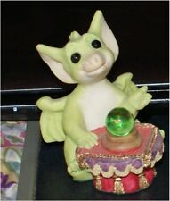 Pocket Dragon Dragons Real Musgrave Dragon 1995 Sees All Knows All Fortune