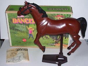 """Vintage 1970 Mattel Barbies Horse DANCER 11"""""""