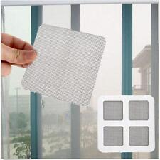 3X Anti-Insect Fly Bug Mosquito Door Window Net Mesh Repair Screen Patch Kit -S