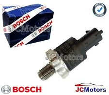 New BOSCH FUEL RAIL HIGH PRESSURE SENSOR for FREELANDER 2.0 Td4 3.0 RANGE ROVER