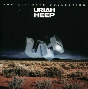 Uriah Heep - Easy Livin: The Ultimate Collection [New CD] UK - Import