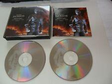 Michael Jackson - HIStory (2CD FAT BOX 1995) Silver Discs / Australia Pressing