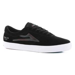 Lakai The Flare Sheffield - Black Suede Skateboard