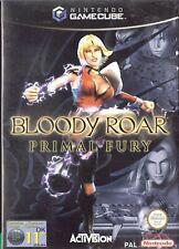 Bloody Roar: Primal Fury Nintendo GameCube 11+ Fighting Game