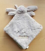Little Jellycat Beige Baby Cloth Book Pram Toy - Sleepy Bunny - Very Soft