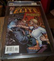 Justice League Elite #4 (DC 2004) CGC 9.8