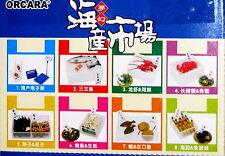 Miniatures Seafood Market Box Set - Orcara , h#2