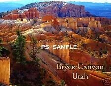 Utah - BRYCE CANYON #2 - Travel Souvenir Magnet