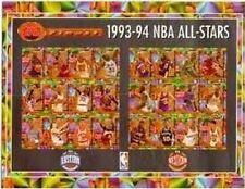Finest 1993-94 NBA All-Stars Framed