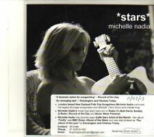 (DU111) Michelle Nadia, Stars - 2013 DJ CD