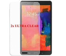 2x PREMIUM f Samsung Galaxy Tab pro 8.4 SM-T320 Display Schutz Folie klar