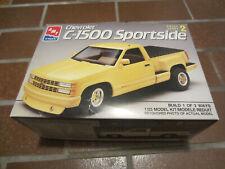 AMT ERTL Chevrolet C-1500 Sportside 6082 1:25