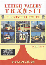 Lehigh Valley Transit Volume 2 Liberty Bell Route John Pechulis Media DVD