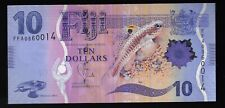 Fiji 10 Dollars, ND(2013), P-116, UNC ***