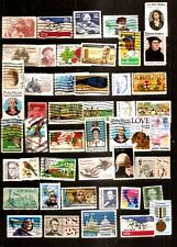 100-Different-Vintage-US-Cancelled-Postage-Commemorative-Stamp-Collection-Lot-12