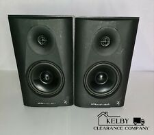 WHARFEDALE Diamond 7.1 2 Way Driver Bookshelf Speakers (Frêne noir) 100 W 8Ω
