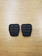 VW TRANSPORTER T4 CARAVELLE VAN PEDAL RUBBER PAD SET CLUTCH BRAKE RUBBERS