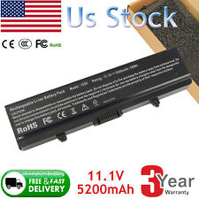 Battery for Dell Inspiron 1525 1526 1545 1546 GW240 RN873 X284G M911G K450N