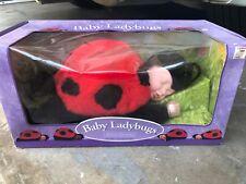 Anne Geddes Baby Ladybugs Doll: Original Packaging