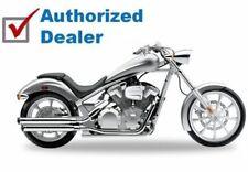 "Cobra Chrome 3"" Mufflers Exhaust Pipes 2010-2016 Honda Fury Stateline Sabre"