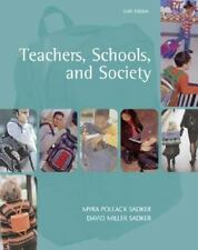 Teachers, Schools, and Society with Free Making the Grade CD and Online Learning