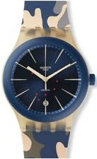 Swatch SISTEM INCOGNITO Unisex Watch SUTT400