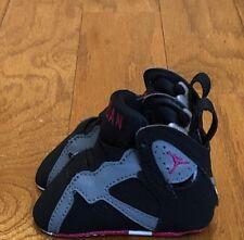 "huge discount 164b2 af5c8 VNDS Condition 2015 Air Jordan 7 Retro ""Sport Fuchsia"" sz 1c Soft Bottom  Toddler"