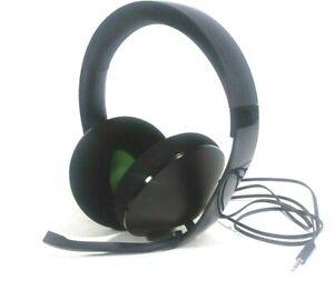 "Microsoft Xbox Stereo Headset "" Black and Green"