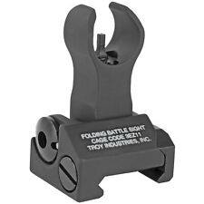 NEW! Troy Industries Front Folding Battle Sight (Black) SSIG-FBS-FHBT-00