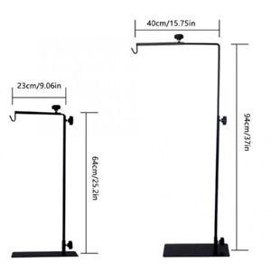 Reptile Lamp Stand Floor Light Holder Stand Landing Lamp Bracket Lamp Support