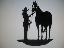 2 HORSE decals stickers made from 651 oracal vinyl for rtic yeti & ozark