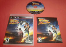 Playstation PS3 : Back to the Future Retour vers le Futur [Pal] Fat Slim JRF