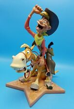 WDCC Walt Disney Pecos Bill Widowmaker Melody Time American Folk Hero Cowboy NIB